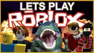 LET'S PLAY ROBLOX!! I HATE DIESES SPIEL!!! ☁👃 PurpleCrumbs WARUM DID Ich PLAY THIS?!!