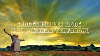 Raguel Lewi - Sungguh Indah (Cover) By Andy Ambarita (Lirik/Lyrics Video)