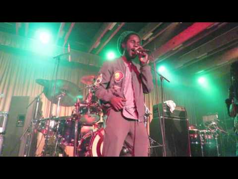 Chronixx & The ZincFence Redemption - Ghetto People & Spanish Town Rocking