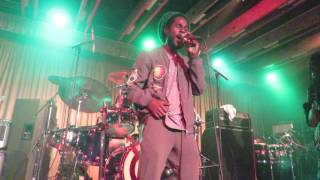 Download Chronixx & The ZincFence Redemption - Ghetto People & Spanish Town Rocking