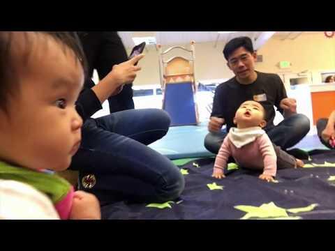 Baby Diary: Gymboree Baby Lab