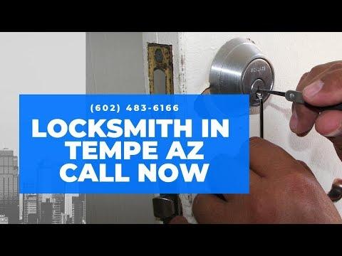 locksmith-in-tempe-az- -(602)-483-6166- -call-now
