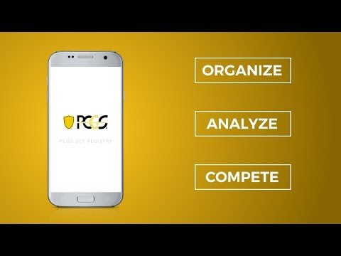 Coin Collection Management, Now Mobile: The New PCGS Set Registry Mobile App