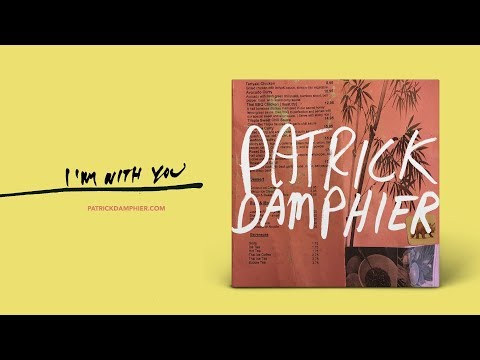 "Patrick Damphier ""I'm With You"" (Official Audio)"