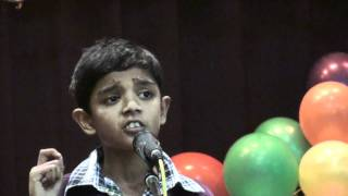 Indian Cultural Association - Light Music - Naren Sreekanth