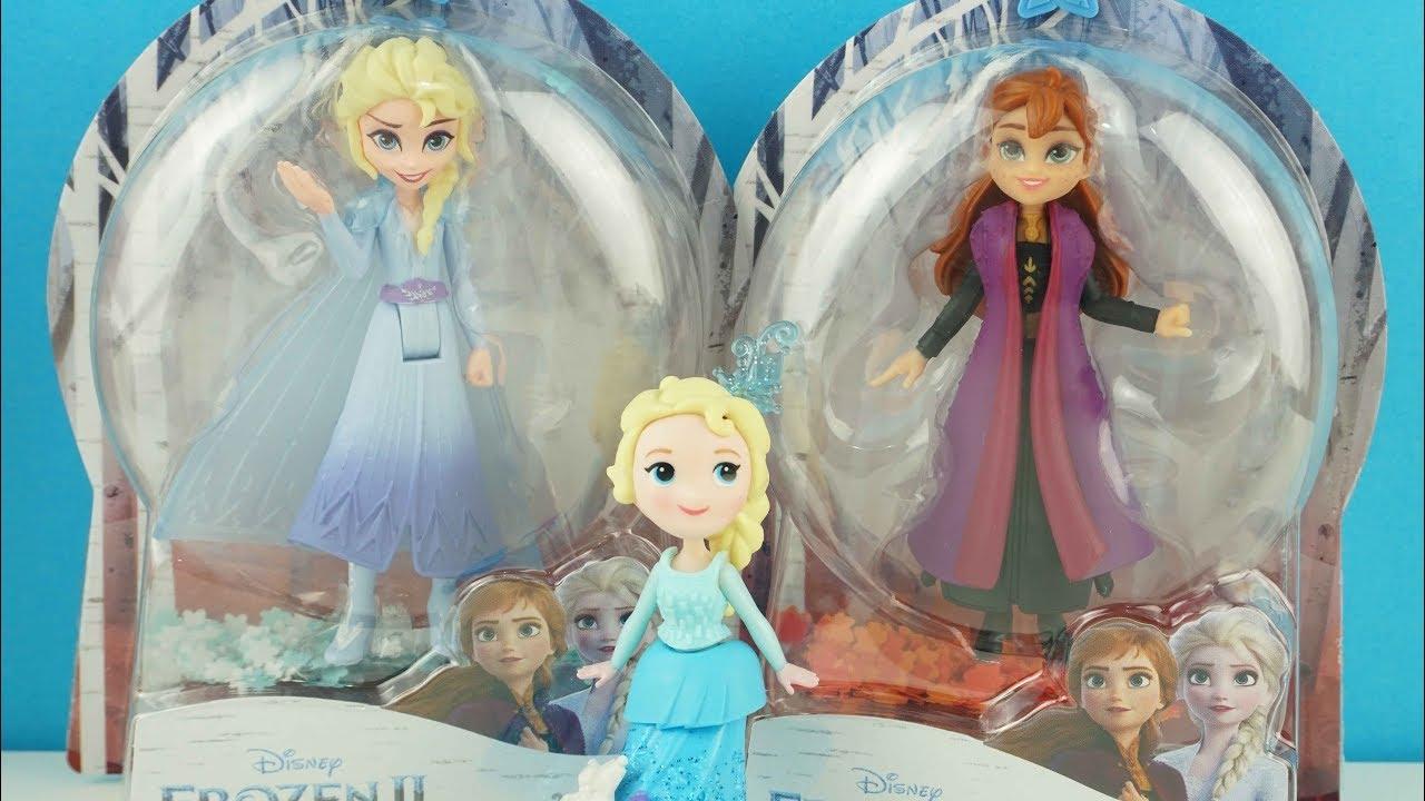frozen 2 cizgi film oyuncaklari aciyoruz frozen elsa oyuncak bebek