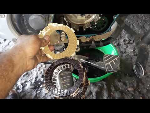 bajaj-discover-100cc-clutch-plate-changing-guide-2019---easy-method