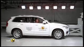 видео Euro NCAP провела краш-тесты новых автомобилей