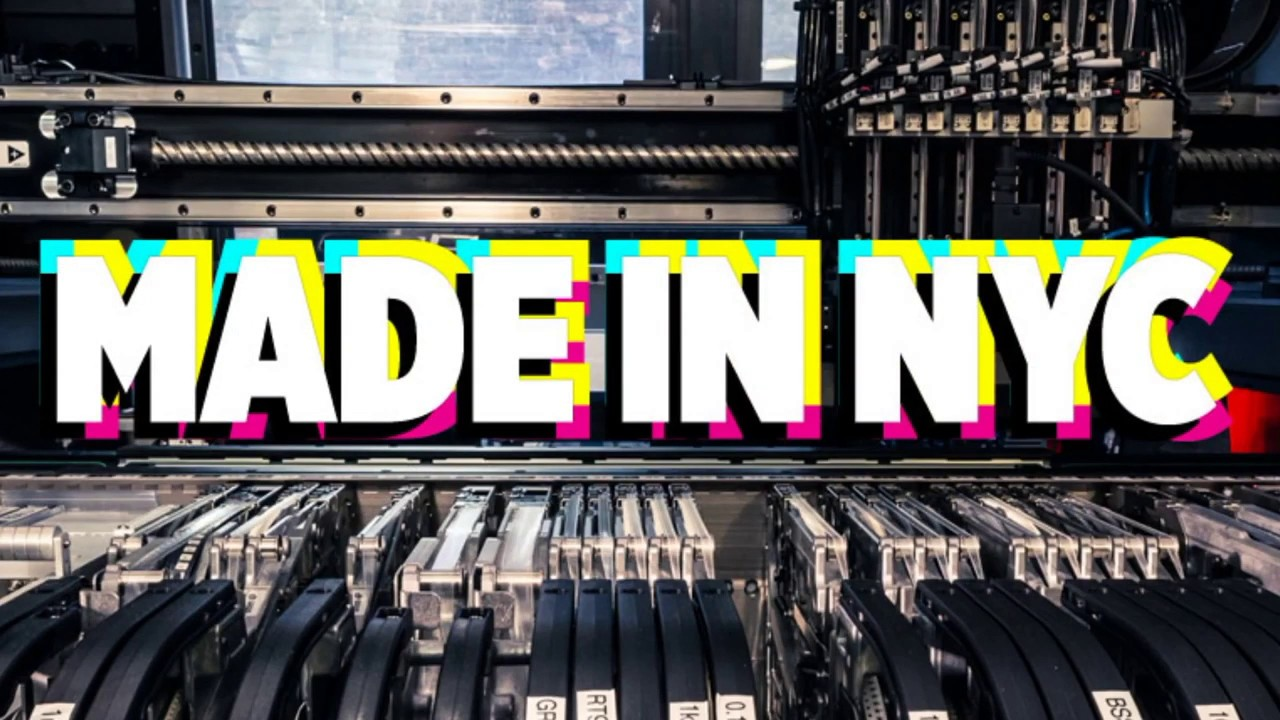 Made in NYC 7/24/2019 Featuring #Adafruit TFT #FeatherWing @Adafruit