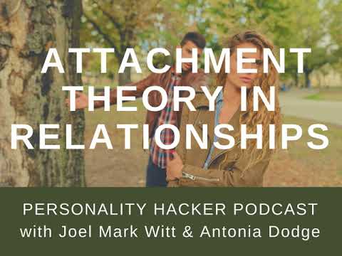 Attachment Theory In Relationships