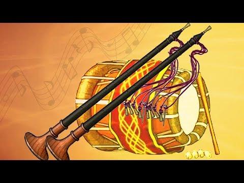 Nadhaswaram Instrumental Music | Carnatic Classical Music | Mangala Vadyam | Raga Desh