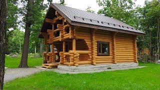 видео Загородный отдых в Ленинградской области