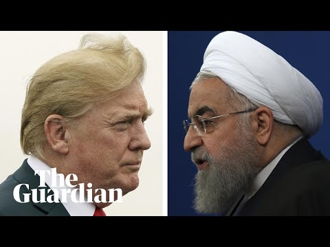 Donald Trump tweets warning for Iran's leader Mp3