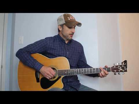 Diamonds Or Twine - Ryan Hurd - Guitar Lesson | Tutorial