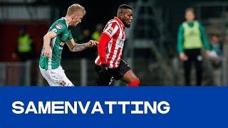 HIGHLIGHTS | FC Dordrecht - Sparta Rotterdam