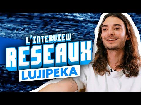 Youtube: Interview Réseaux Lujipeka: Booba tu stream? Lorenzo tu follow? Mister V tu mates?