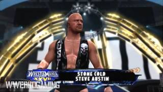 WWE Games Evolution - Stone Cold Steve Austin (JBI - WWE 12)