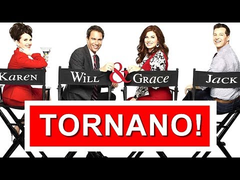 WILL & GRACE IL RITORNO