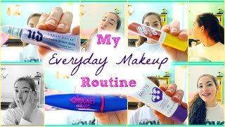 My Everyday Makeup Routine | Quick & Easy! ❄️ Thumbnail