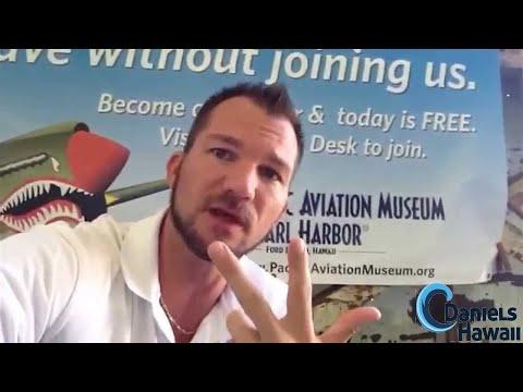 Pacific Aviation Museum - Pearl Harbor Geschichte OHNE 4 Stunden Wartezeit in Hawaii auf Oahu