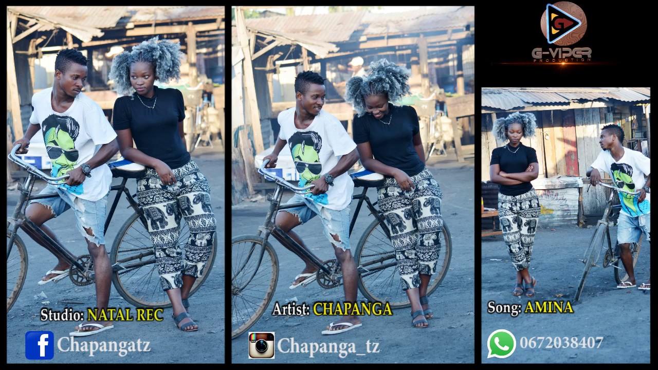 Chapanga -  Amina (Official Audio) #1