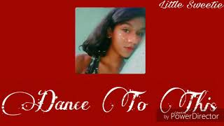 {Cover} Dance To This - Troye Sivan feat. Ariana Grande