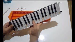 Melodika Eğitimi Melodika Tamiri Melodikanın İçini Açtık