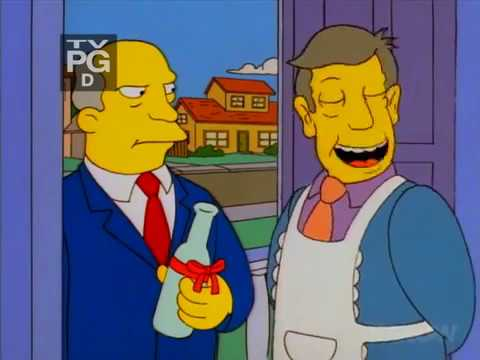 Steamed Hams but Word Around the Office is...