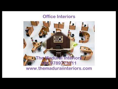 Office Interiors The Madurai Interiors Madurai +91 9789773211