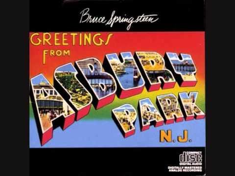 Bruce Springsteen - Growin' Up