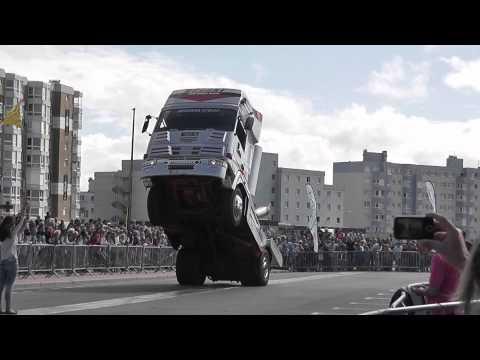 truck wheeling  patrick bourny calais 11/08/2013