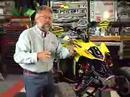 Dustin Wimmer's Champopnship Winning Factory Suzuki LTR450 Test