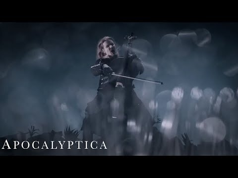 Apocalyptica - Cold Blood (Official Video)