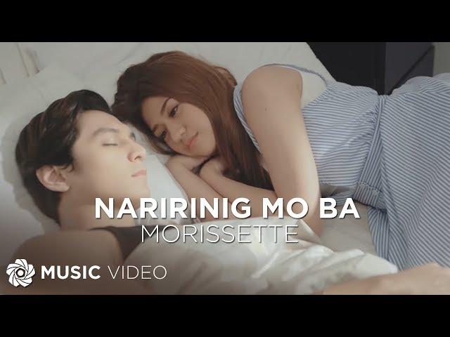 Morissette - Naririnig Mo Ba   Himig Handog 2017 (Official Music Video)