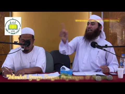 PPIT Imam Syafi'i Nongsa Batam Dauroh sesi ke.1