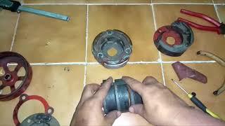 Download Video MENGATASI GETAR/GREDEG DI CVT MOTOR MATIC YAMAHA MP3 3GP MP4
