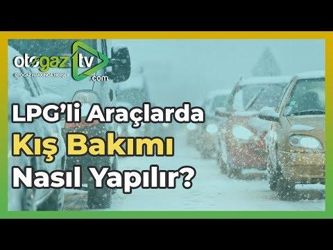 OtogazTV  - LPG'li Araçlarda Kış Bakımı Nasıl Yapılmalıdır?