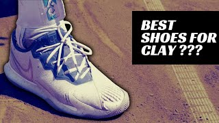 Nike Air Zoom Vapor Cage 4 Clay Courts REVIEW   Best Shoes For Clay Courts?