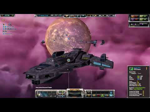 Wing Commander – Alliance – Running in the 1.95