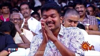 TR Speak about Vijay