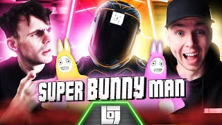 LOGS5 | LEDGE WEEK | SUPER BUNNY MAN met Dylan en Kaaklijn