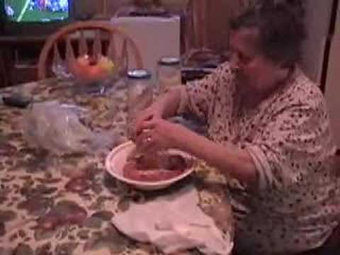 Grandma Rosa's Italian Kitchen Episode 1 part 1