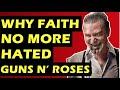 Capture de la vidéo Guns N' Roses: Faith No More Feud  Mike Patton Vs Axl Rose