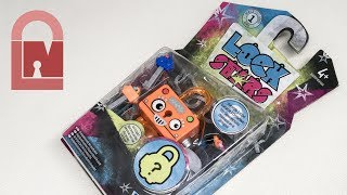 (534) Lock Stars Toy Unpacked and Picked