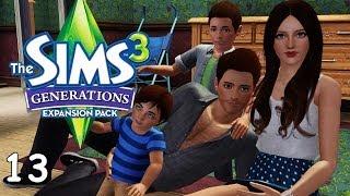 Let's Play: Les Sims 3 Générations - (Ep 13) - Noël