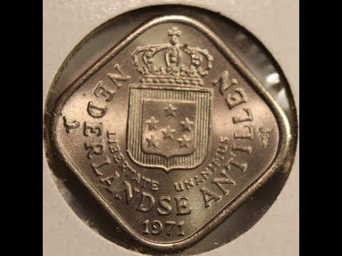 Coins of Netherlands Antilles in HD
