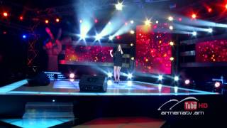 Скачать Anastasia Shahnazaryan Left Outside Alone The Voice Of Armenia Blind Auditions Season 2