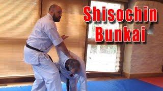 Practical Kata Bunkai: Shisochin