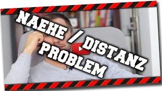 Nähe Distanz Problem: Er distanziert sich von mir, was soll ich tun?