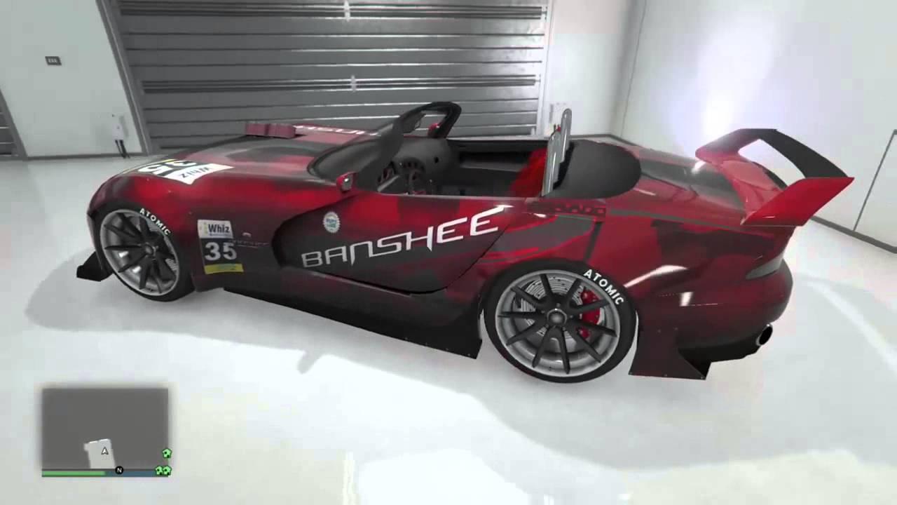 Full Custom Garage : Full custom garage showcase gtav april youtube